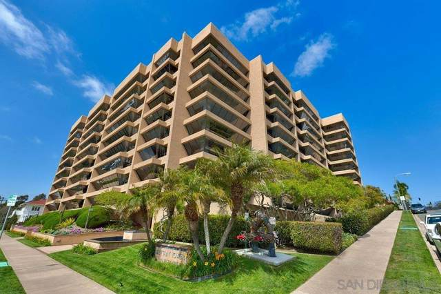 230 W Laurel Street #1001, San Diego, CA 92101 (#210013181) :: Dannecker & Associates