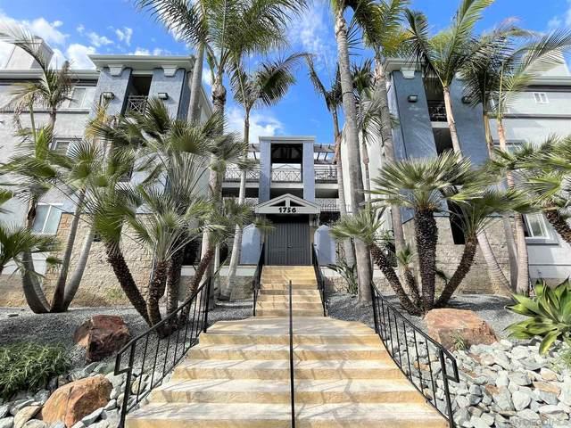 1756 Essex St #306, San Diego, CA 92103 (#210013192) :: Dannecker & Associates