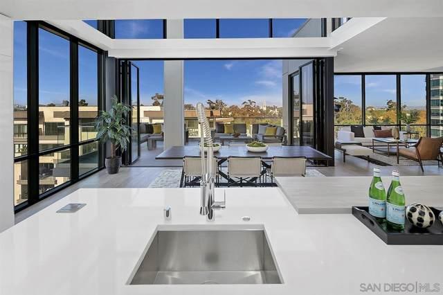 2604 5th Ave #901, San Diego, CA 92103 (#210013202) :: Dannecker & Associates