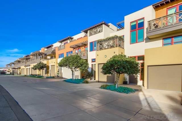 215 2nd Street #104, Encinitas, CA 92024 (#210013204) :: Neuman & Neuman Real Estate Inc.