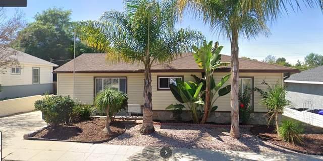 7823 Barton Dr, Lemon Grove, CA 91945 (#210013215) :: Keller Williams - Triolo Realty Group