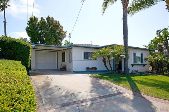 3743 Kingsley, San Diego, CA 92106 (#210013222) :: Dannecker & Associates