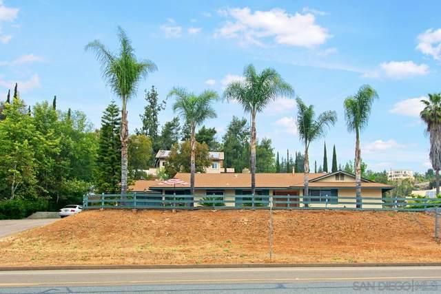 11042 Fury Ln, La Mesa, CA 91941 (#210013223) :: Wannebo Real Estate Group