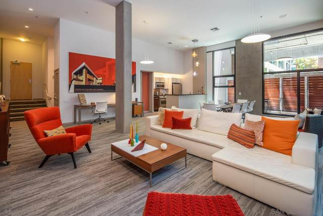 350 11th Avenue #124, San Diego, CA 92101 (#210013257) :: Dannecker & Associates