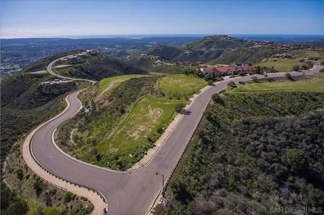 0 Via Rancho Cielo Lot 5, Rancho Santa Fe, CA 92067 (#210013275) :: PURE Real Estate Group