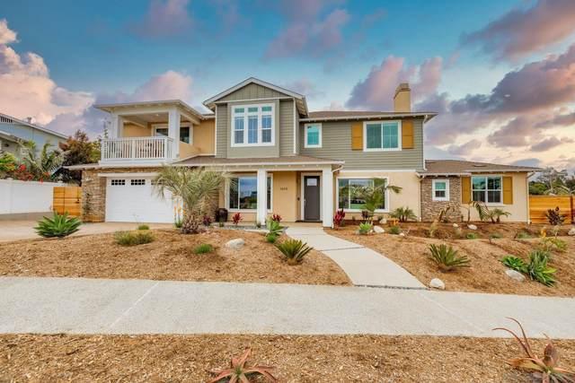 1610 Buena Vista Way, Carlsbad, CA 92008 (#210013276) :: Keller Williams - Triolo Realty Group