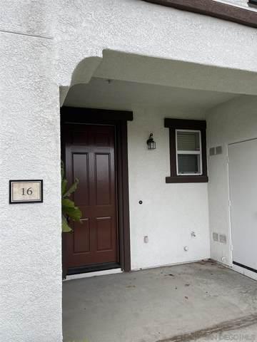 2155 Caminito Leonzio #16, Chula Vista, CA 91915 (#210013441) :: Team Forss Realty Group