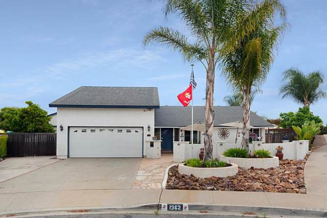 1362 Calle Colnett, San Marcos, CA 92069 (#210013518) :: SunLux Real Estate