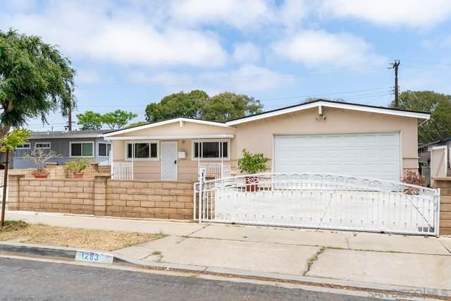 1283 Thalia St, San Diego, CA 92154 (#210013543) :: Neuman & Neuman Real Estate Inc.