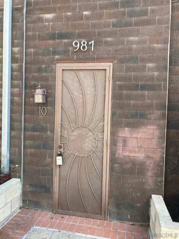 981 island Ave #10, San Diego, CA 92101 (#210013569) :: Zember Realty Group