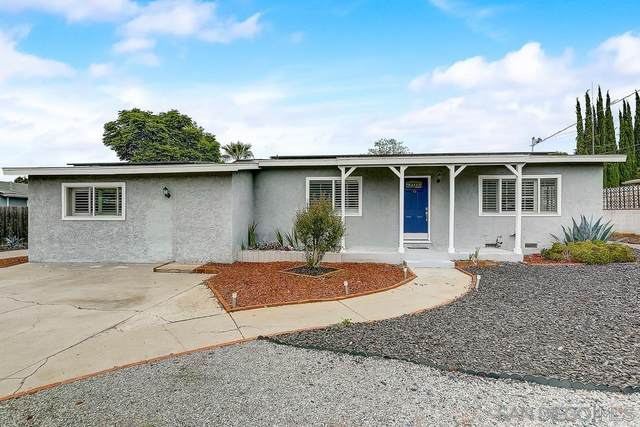 13674 Julian Ave, Lakeside, CA 92040 (#210013600) :: The Stein Group