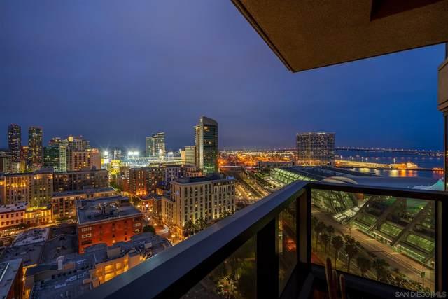 200 Harbor Dr #2101, San Diego, CA 92101 (#210013650) :: Neuman & Neuman Real Estate Inc.