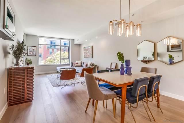 1441 9th Avenue #308, San Diego, CA 92101 (#210013757) :: Neuman & Neuman Real Estate Inc.