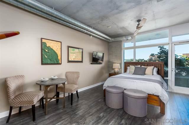 1080 Park #203, San Diego, CA 92101 (#210013800) :: Neuman & Neuman Real Estate Inc.