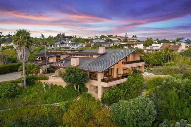 1213 Skylark Dr, La Jolla, CA 92037 (#210013801) :: Neuman & Neuman Real Estate Inc.