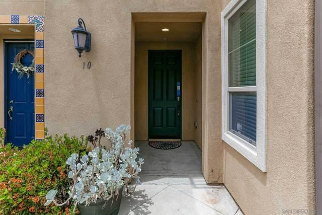 2222 Capistrano Way #10, Chula Vista, CA 91915 (#210013863) :: Neuman & Neuman Real Estate Inc.