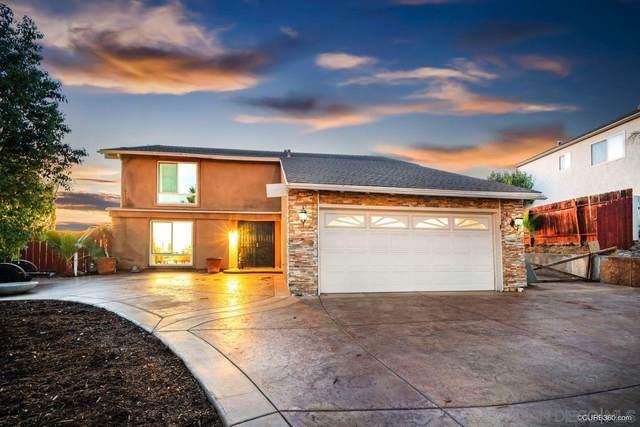 9804 Bonnie Vista Dr., La Mesa, CA 91941 (#210013865) :: Neuman & Neuman Real Estate Inc.