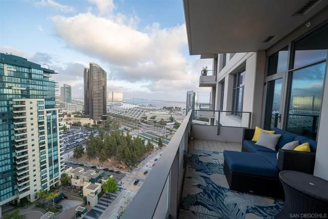550 Front St #1703, San Diego, CA 92101 (#210013914) :: Neuman & Neuman Real Estate Inc.