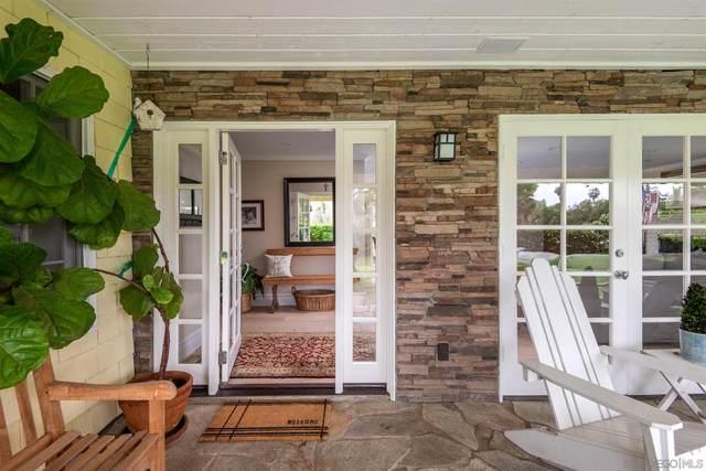 15528 Via De Santa Fe, Rancho Santa Fe, CA 92067 (#210013995) :: Neuman & Neuman Real Estate Inc.