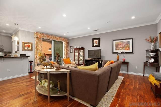 3650 5Th Ave #415, San Diego, CA 92103 (#210014100) :: Neuman & Neuman Real Estate Inc.