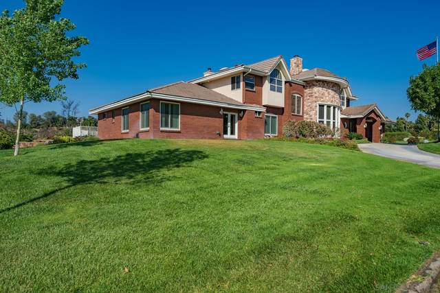 3215 Indian Mills Ln, Jamul, CA 91935 (#210014135) :: Neuman & Neuman Real Estate Inc.