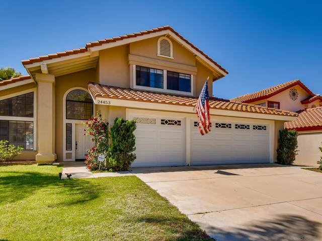 24453 Jacarte Drive, Murrieta, CA 92562 (#210014188) :: Neuman & Neuman Real Estate Inc.