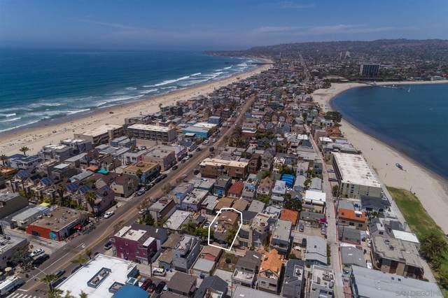 818-820 Portsmouth, San Diego, CA 92109 (#210014225) :: Neuman & Neuman Real Estate Inc.