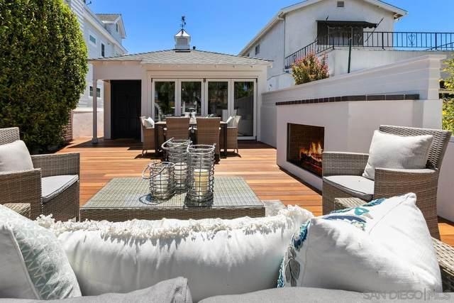 457 E Avenue, Coronado, CA 92118 (#210014283) :: Neuman & Neuman Real Estate Inc.