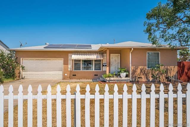 563 S Johnson, El Cajon, CA 92020 (#210014366) :: Neuman & Neuman Real Estate Inc.