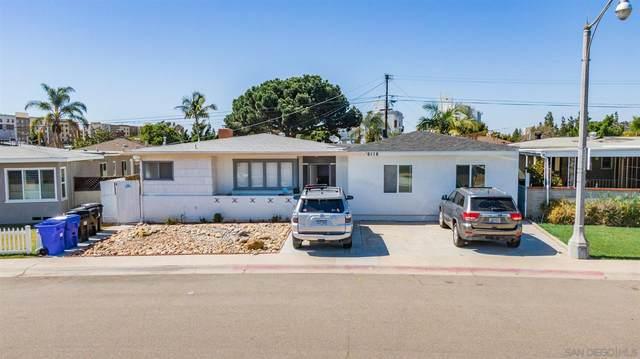 6116 Dorothy Dr, San Diego, CA 92115 (#210014460) :: Neuman & Neuman Real Estate Inc.