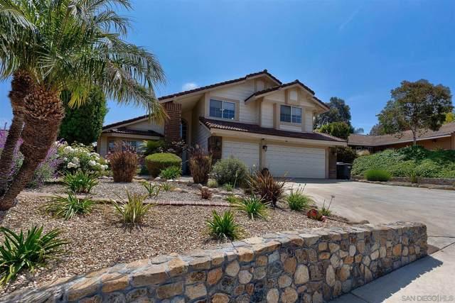 2656 Wind River Rd, El Cajon, CA 92019 (#210014467) :: The Stein Group