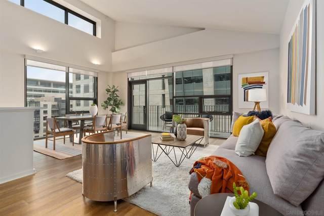350 11th Avenue #923, San Diego, CA 92101 (#210014471) :: Neuman & Neuman Real Estate Inc.