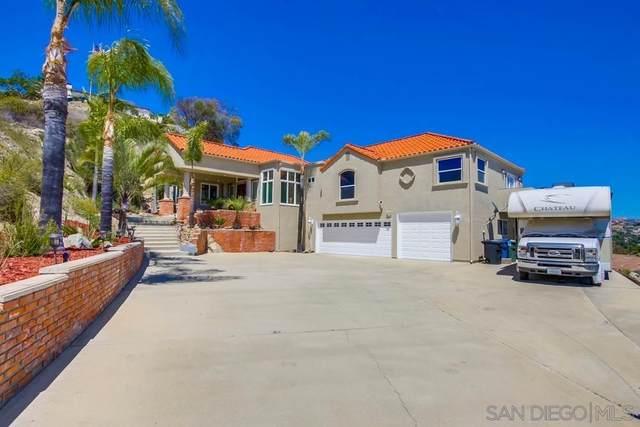 1126 Hunt Drive, El Cajon, CA 92021 (#210014506) :: Keller Williams - Triolo Realty Group