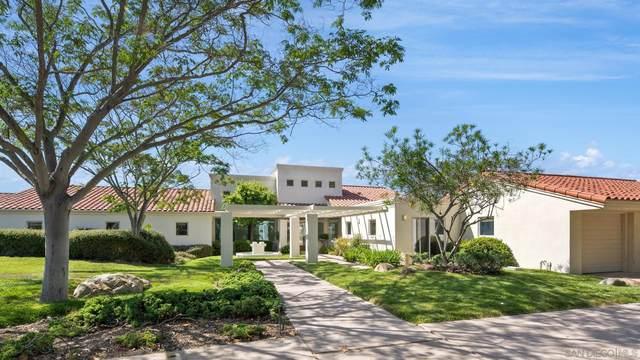 6003 Avenida Cuatro Vientos, Rancho Santa Fe, CA 92067 (#210014516) :: The Stein Group