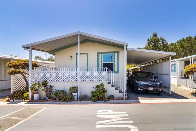 1285 E E Washington Ave Spc 116, El Cajon, CA 92019 (#210014517) :: Keller Williams - Triolo Realty Group