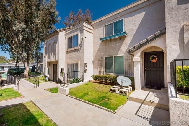 1604 Presioca St #23, Spring Valley, CA 91977 (#210014529) :: Neuman & Neuman Real Estate Inc.