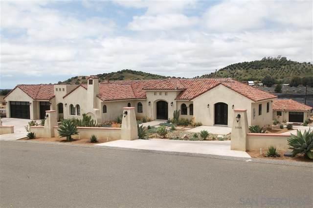 31838 Villa Del Cielo Drive, Fallbrook, CA 92028 (#210014711) :: The Stein Group