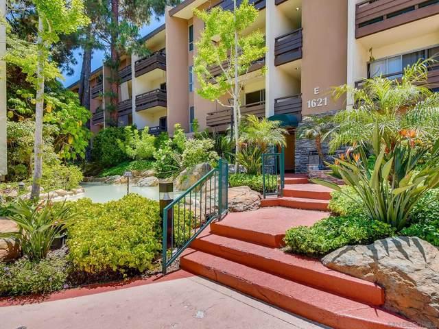 1621 Hotel Circle S E 217, San Diego, CA 92108 (#210014802) :: Zember Realty Group