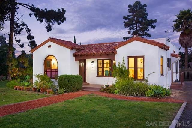3710 Pio Pico, San Diego, CA 92106 (#210014825) :: Neuman & Neuman Real Estate Inc.