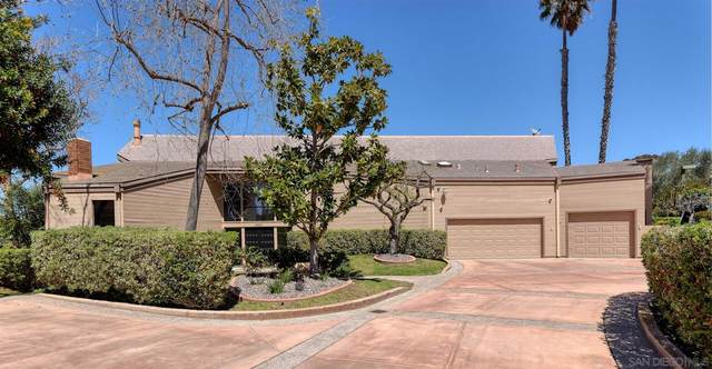 2640 Inyaha Lane, La Jolla, CA 92037 (#210014837) :: SunLux Real Estate
