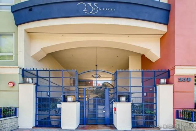 235 Market St #510, San Diego, CA 92101 (#210014839) :: Neuman & Neuman Real Estate Inc.
