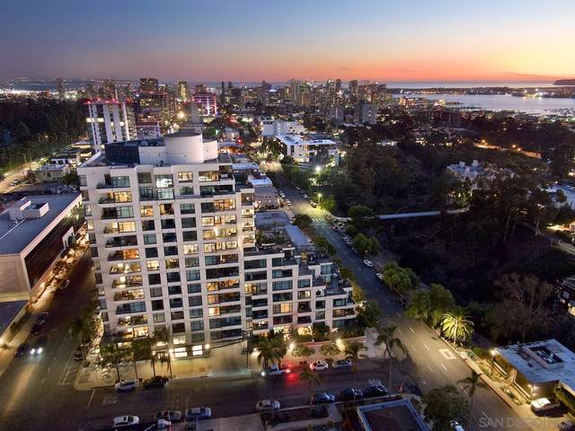 475 Redwood Street #311, San Diego, CA 92103 (#210014873) :: Neuman & Neuman Real Estate Inc.