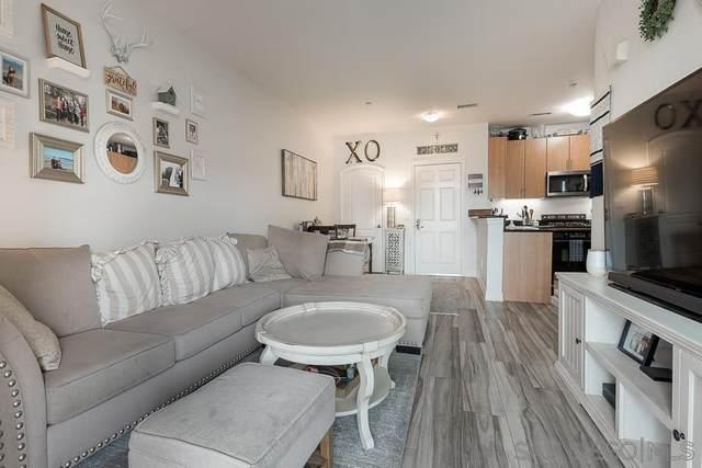 1225 Island Ave #407, San Diego, CA 92101 (#210014881) :: Neuman & Neuman Real Estate Inc.