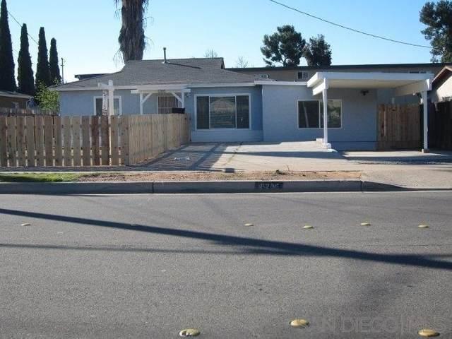 1265 E Madison Avenue, El Cajon, CA 92021 (#210014882) :: Team Forss Realty Group
