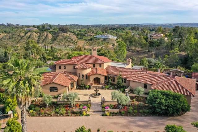 16738 Zumaque, Rancho Santa Fe, CA 92067 (#210014901) :: The Stein Group
