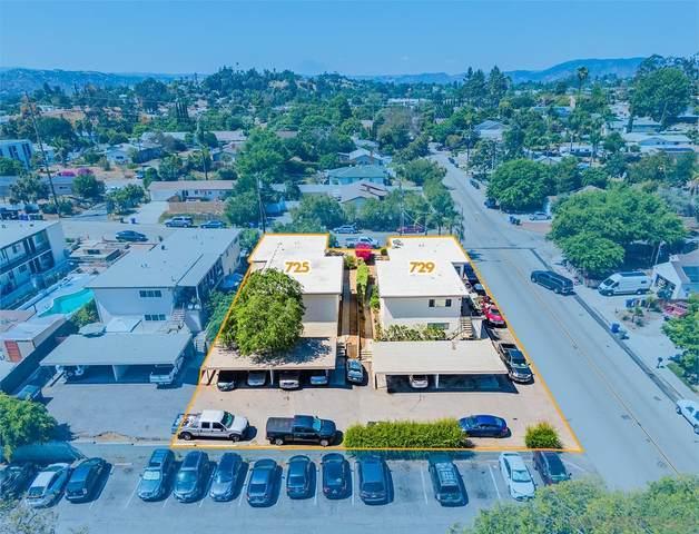 725-729 E Elder, Fallbrook, CA 92028 (#210014921) :: Neuman & Neuman Real Estate Inc.