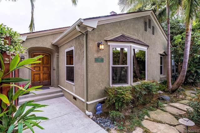 886 Cordova Street, San Diego, CA 92107 (#210014949) :: Dannecker & Associates