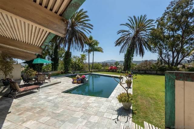 15134 Via De La Valle, Rancho Santa Fe, CA 92067 (#210014972) :: The Stein Group