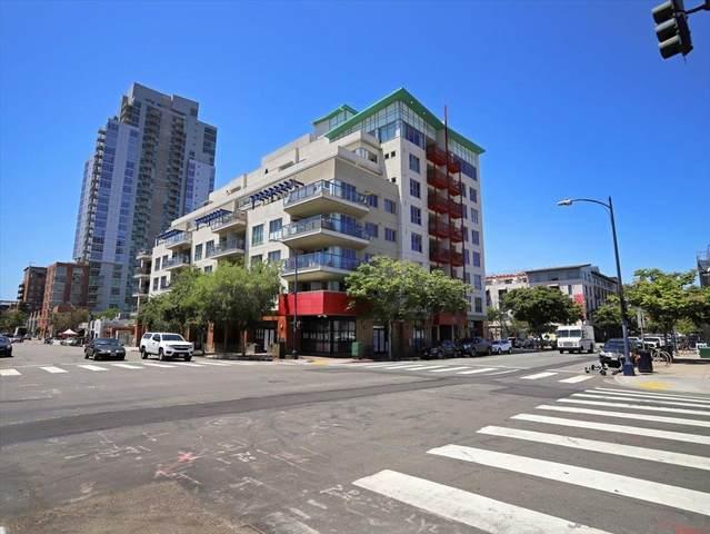 875 G Street #409, San Diego, CA 92101 (#210015006) :: Neuman & Neuman Real Estate Inc.