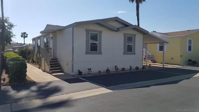 14042 Gardenia Ave #228, Poway, CA 92064 (#210015041) :: Neuman & Neuman Real Estate Inc.